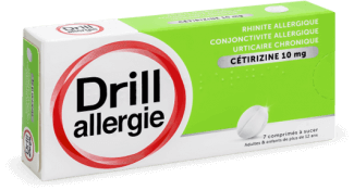 Image Drill allergie